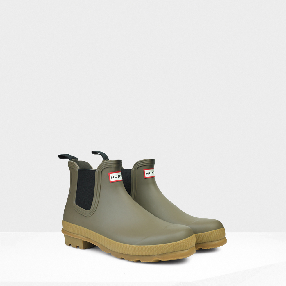 green s original gum sole chelsea boots for