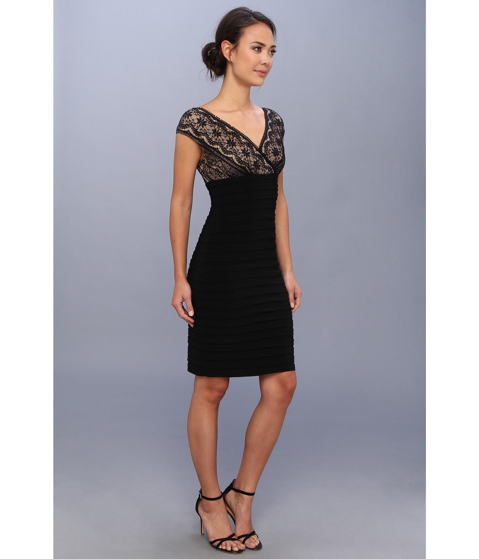 0e7bf8cb Gallery. Previously sold at: Zappos · Women's Adrianna Papell Lace Dress