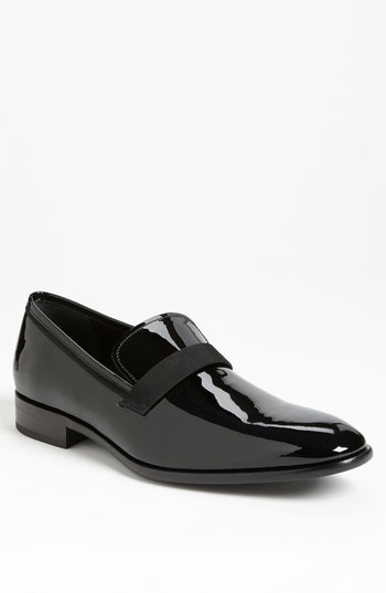 Ferragamo Antoane Formal Loafer Dress Shoes In Black For