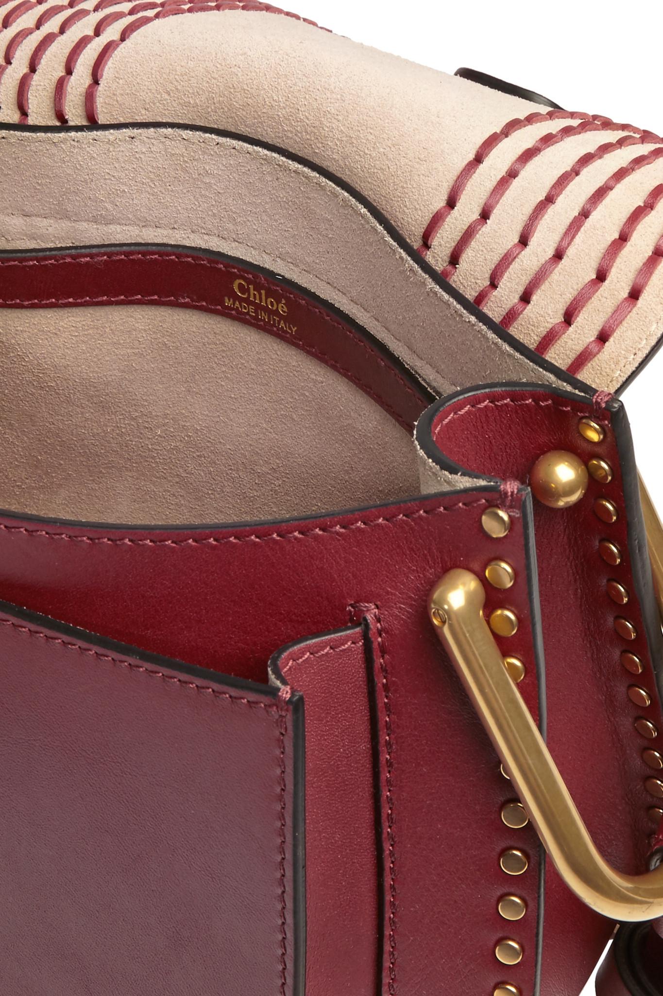 how to spot a fake chloe marcie bag - chloe hudson mini whipstitched leather shoulder bag, chloe satchel ...