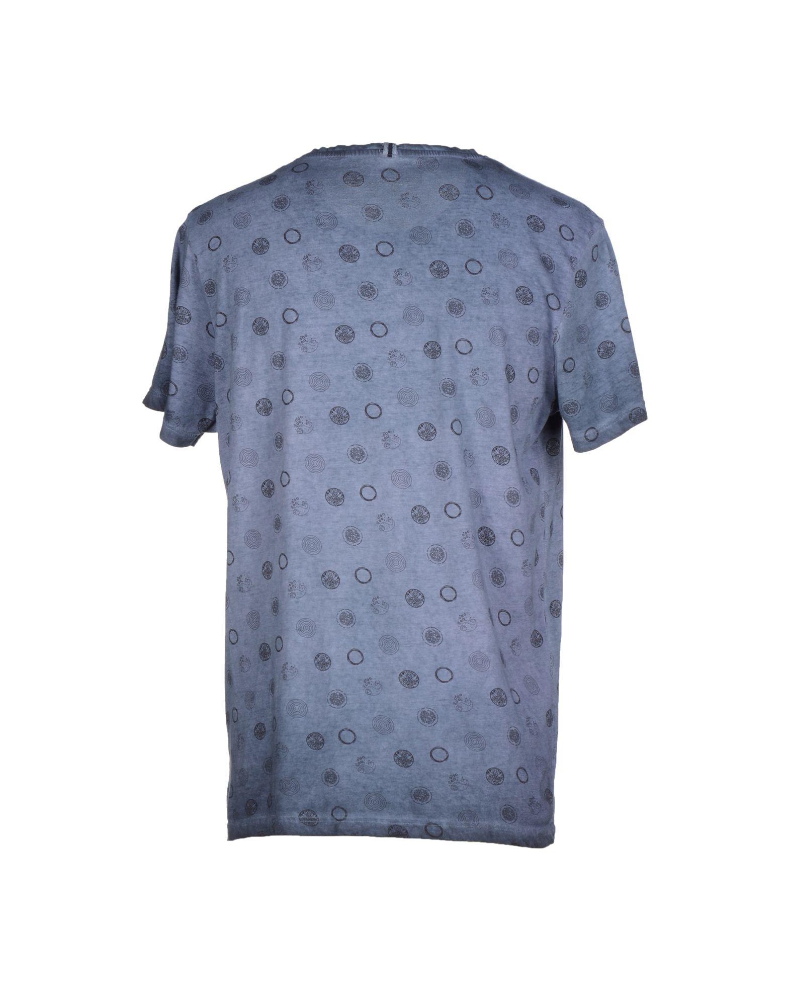 lyst originals by jack jones t shirt in blue for men. Black Bedroom Furniture Sets. Home Design Ideas