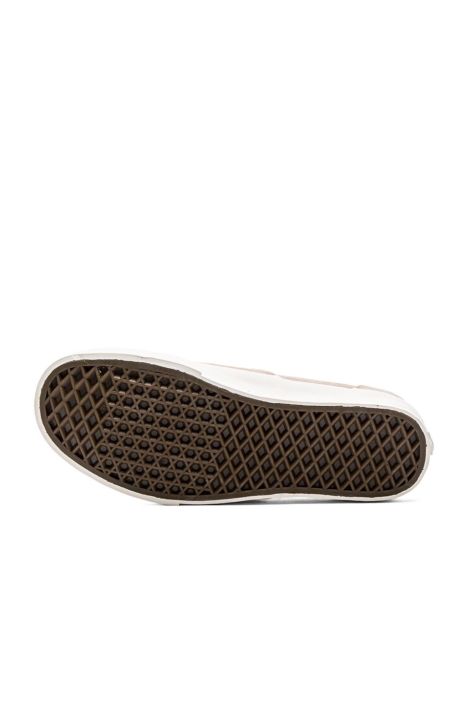 dafc6e0cef24ab Lyst - Vans California Era Decon Suede Sneakers in Natural for Men