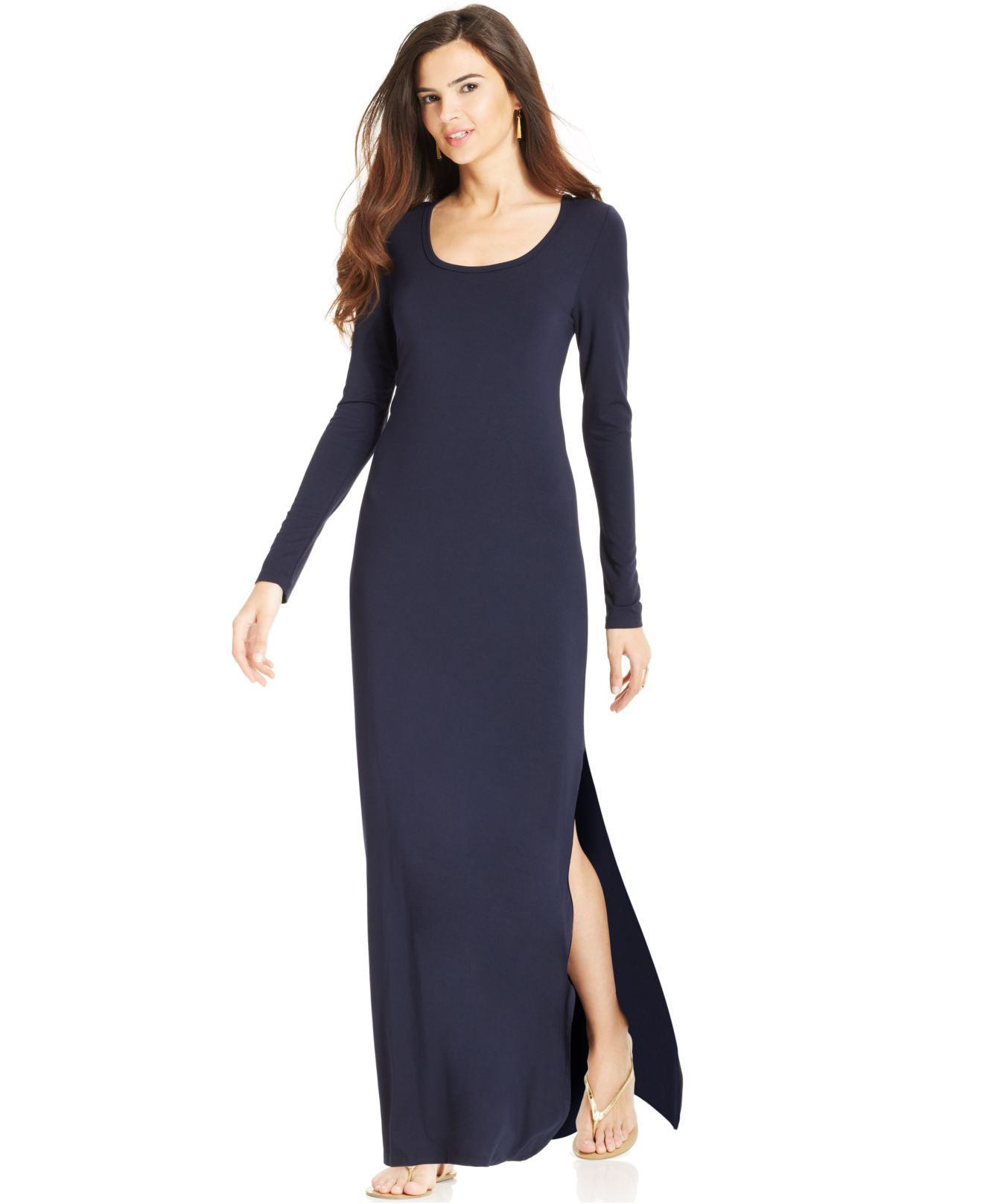 Karen kane maxi dress sale