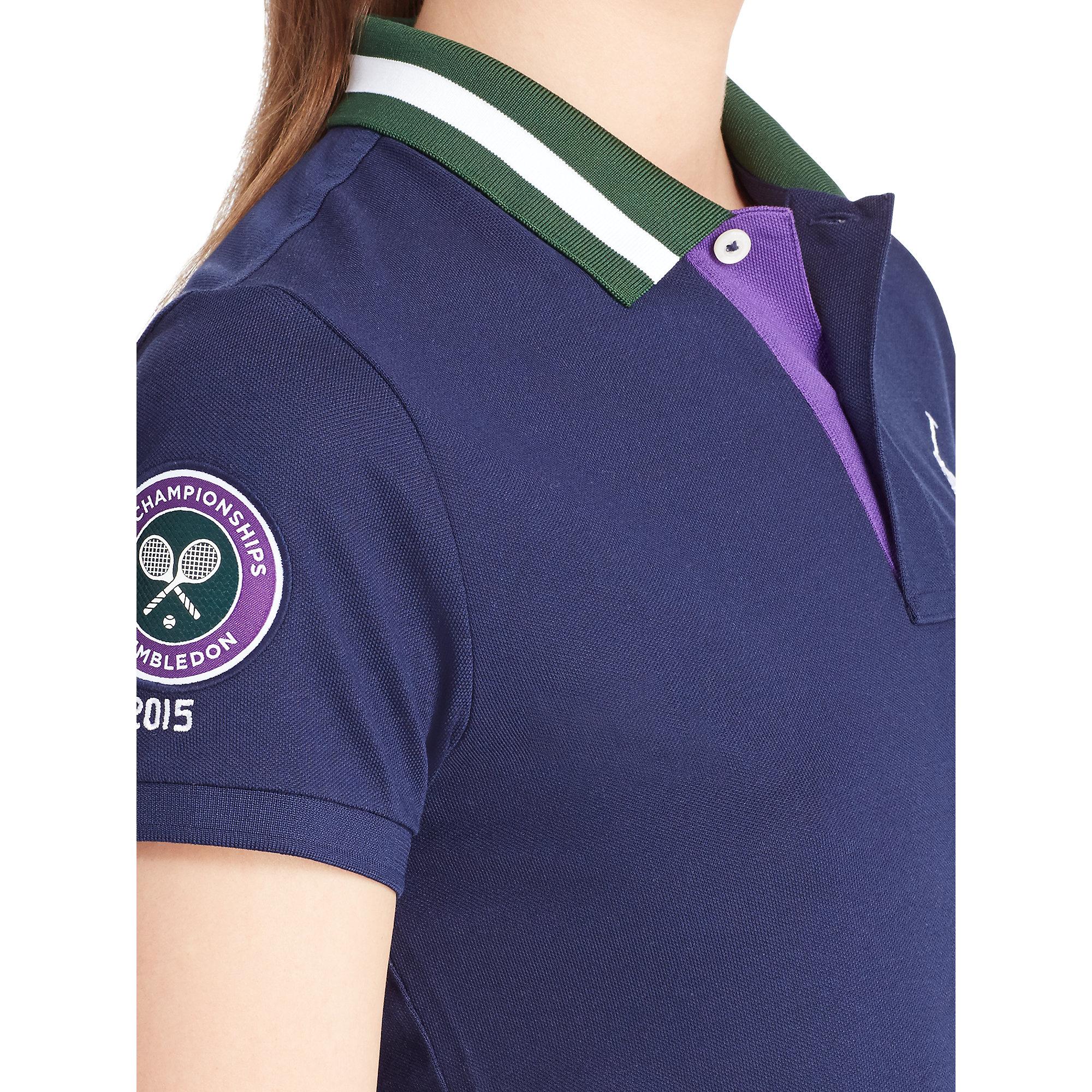 3817430ad ralph lauren wimbledon polo shirt