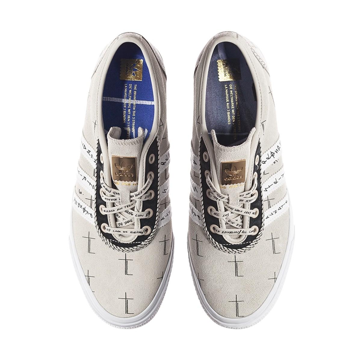 Adidas Originals Adi Ease AAP FERG trampa señor Collection zapatilla en