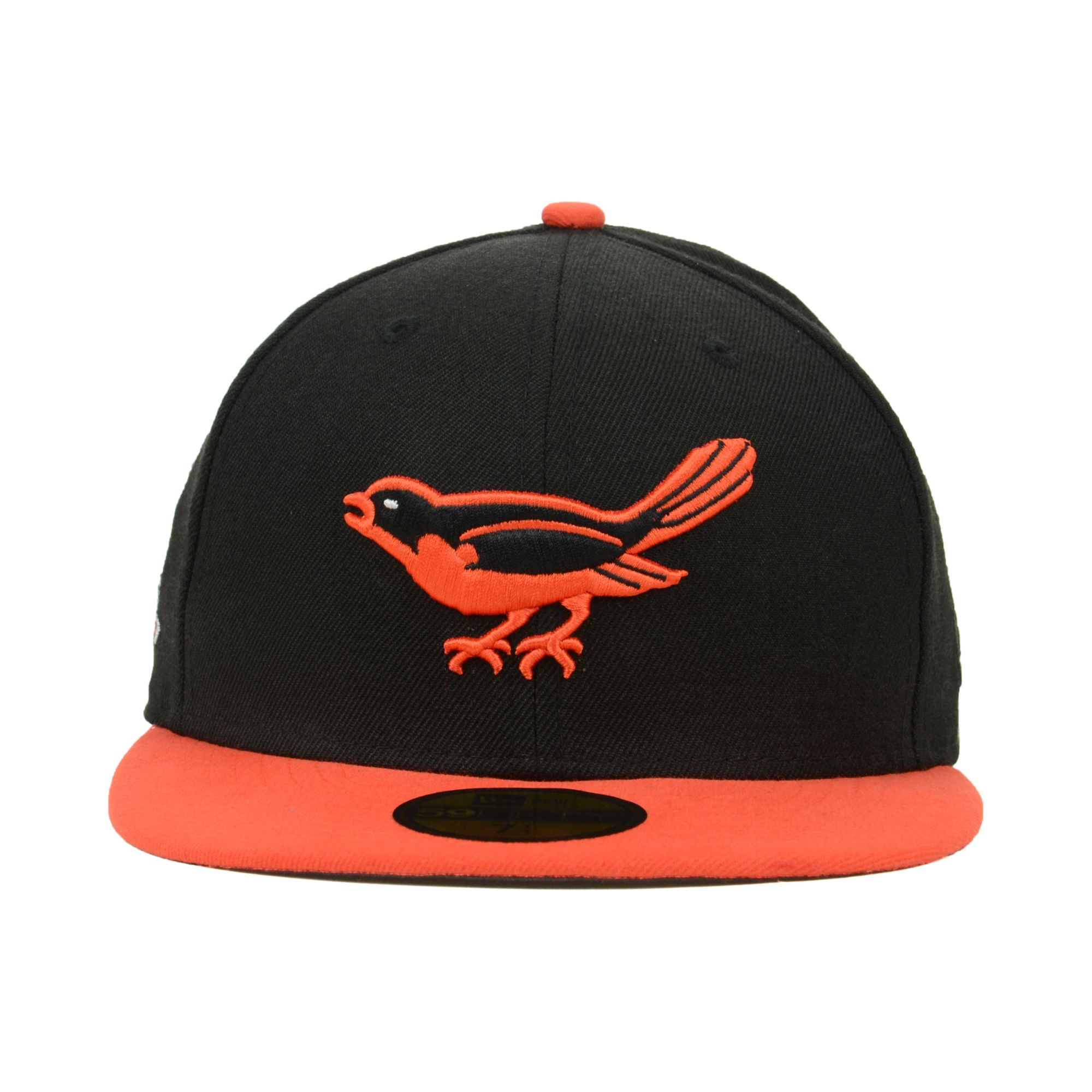 new style c50d4 858f2 ... shop lyst ktz baltimore orioles mlb all star patch redux 59fifty cap in  dc3c9 d9a6a