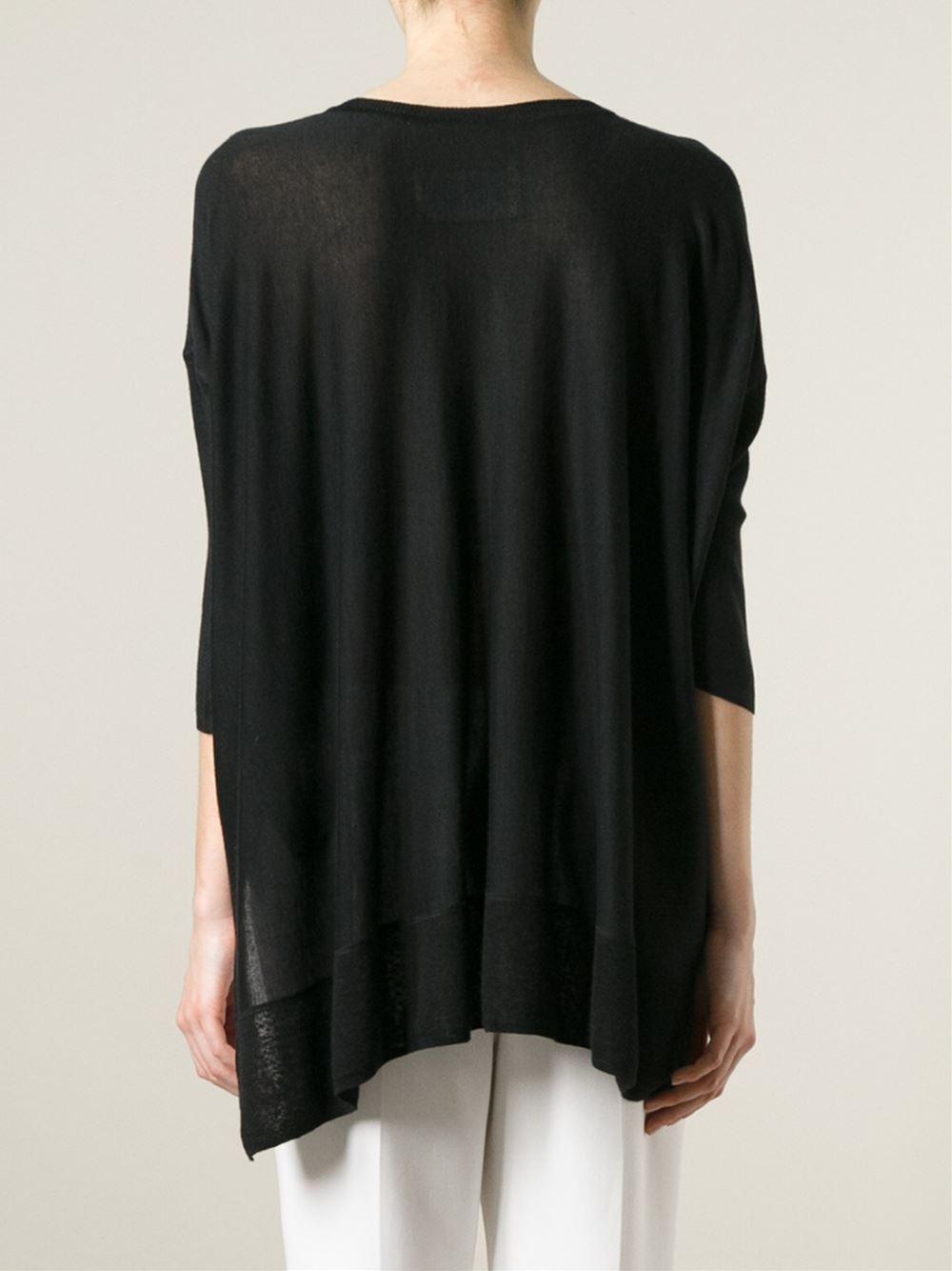 By malene birger 'Vinna' Sweater in Black