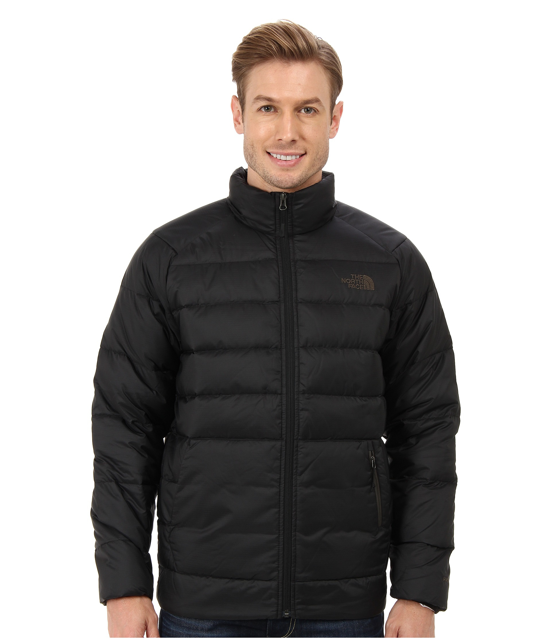 Lyst - The North Face Aconcagua Jacket in Black for Men 11a70d9c1