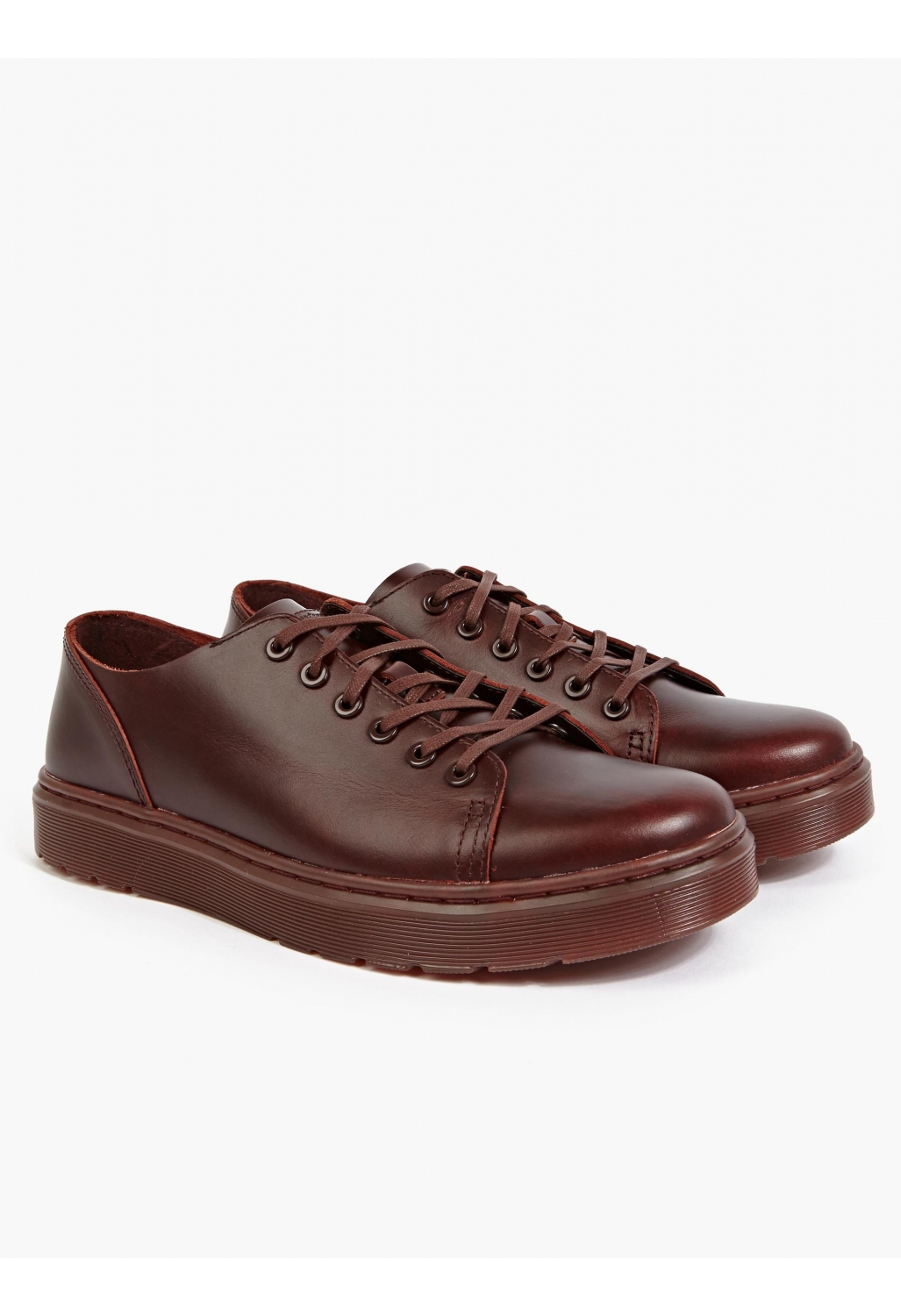 dr martens men s oxblood dante shoes in for lyst