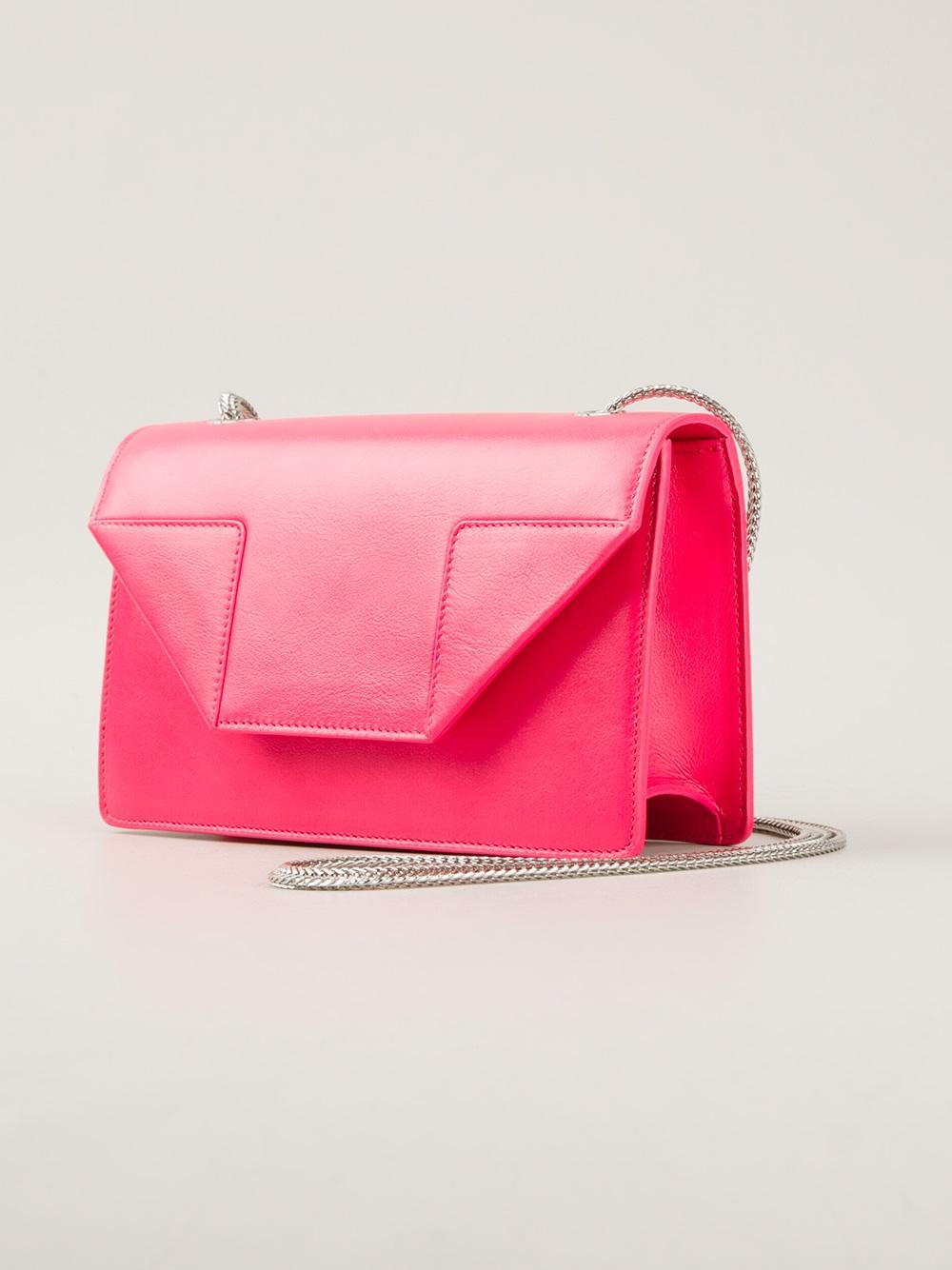 replica ysl betty small pink