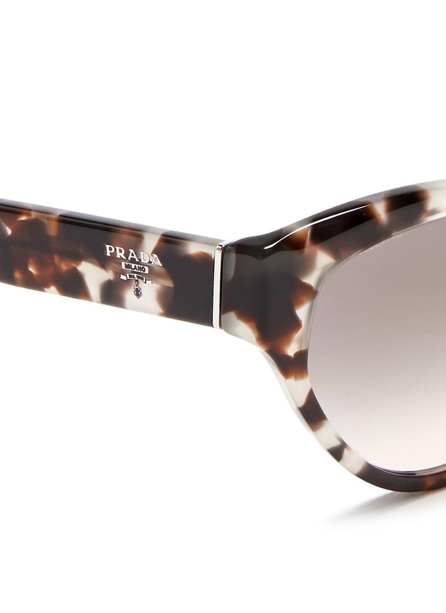 af2d835195 switzerland prada tortoise shell cat eye sunglasses 6fdbe a927d