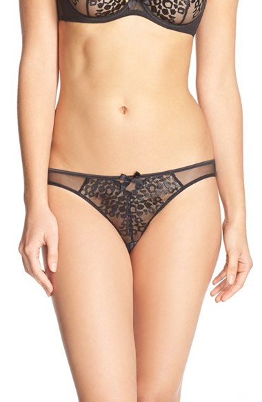 bb39549f68 Lyst - L Agent by Agent Provocateur  odessa - Ouvert  Open Gusset ...