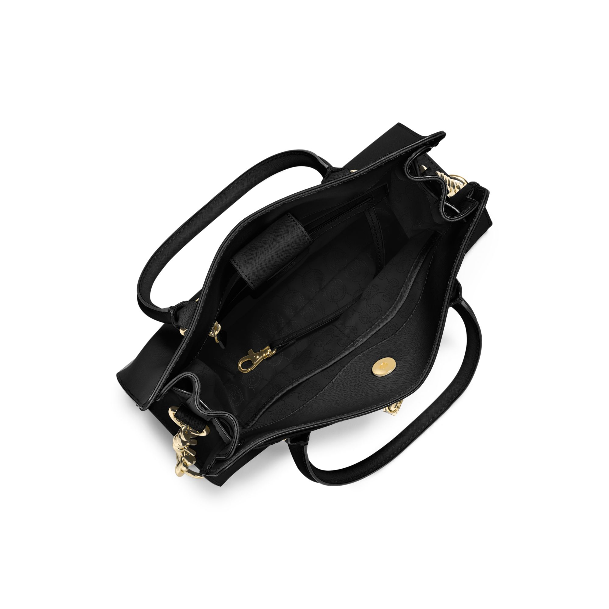 3b4cfbb6d41f3f 12345678910 74f16 aaca4; sweden lyst michael kors hamilton large saffiano  leather satchel in black 3a37b 9ddc9