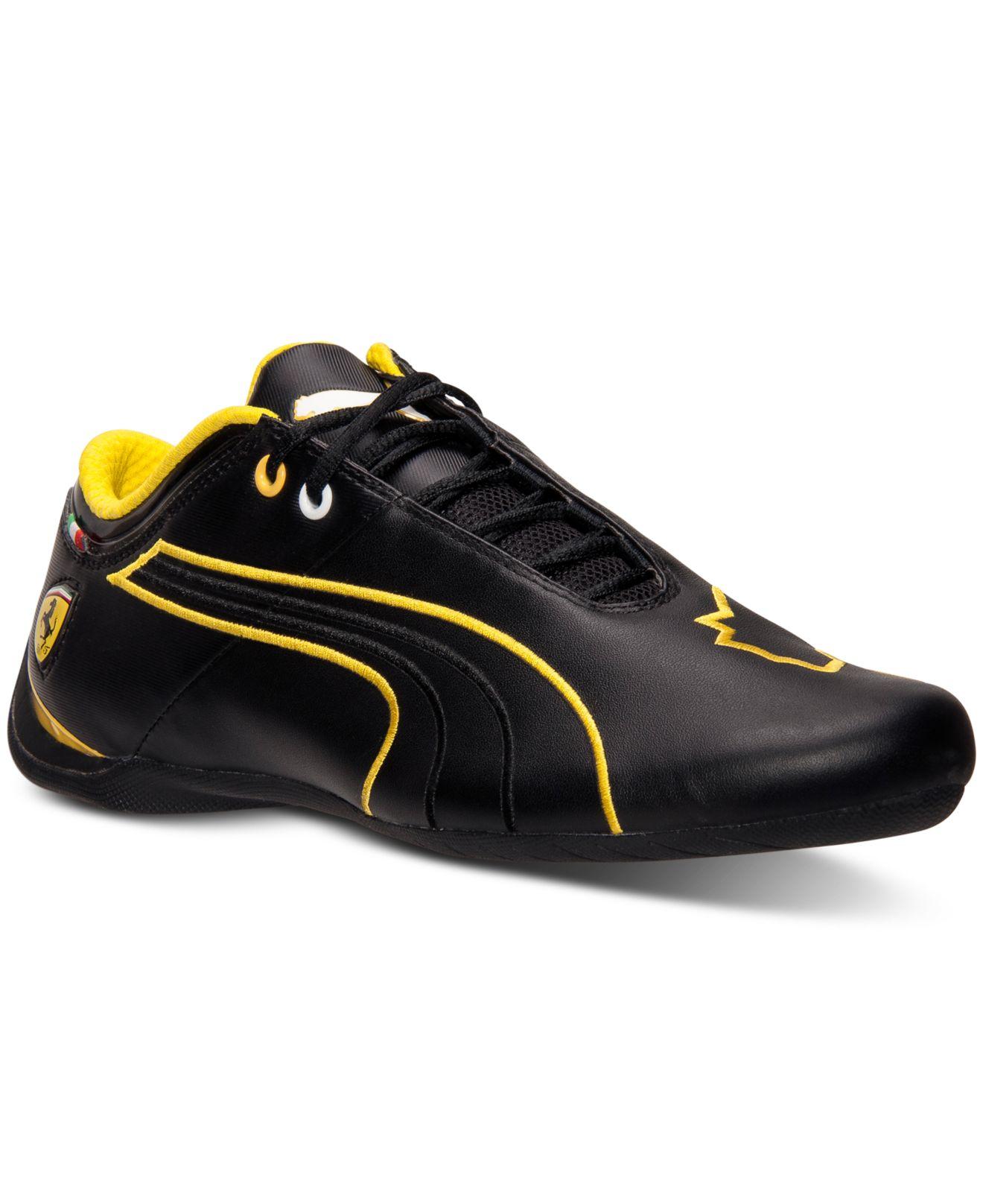 dec4d20d61627a Lyst - PUMA Men s Future Cat M1 Sf Ferrari Casual Sneakers From ...