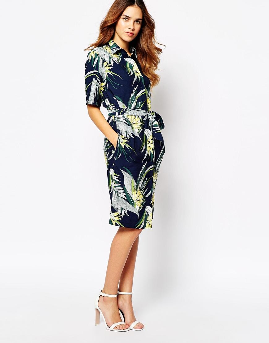 Tropical Party Dresses