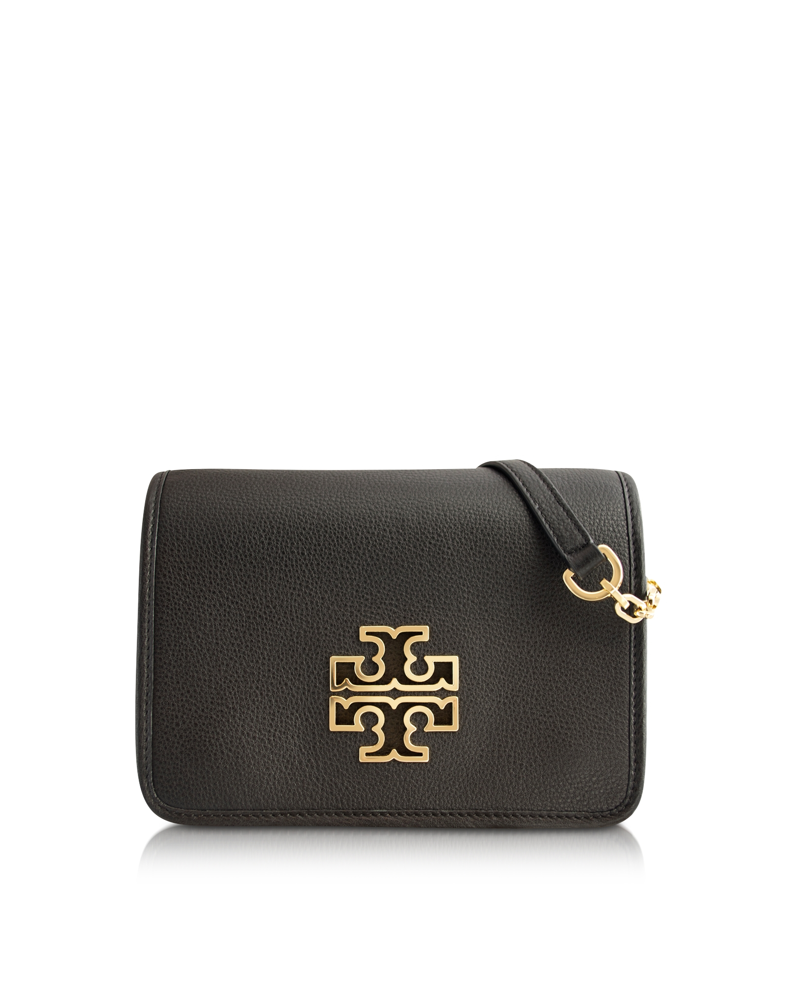 756d96e5d49 Lyst - Tory Burch Britten Combo Crossbody Bag in Black