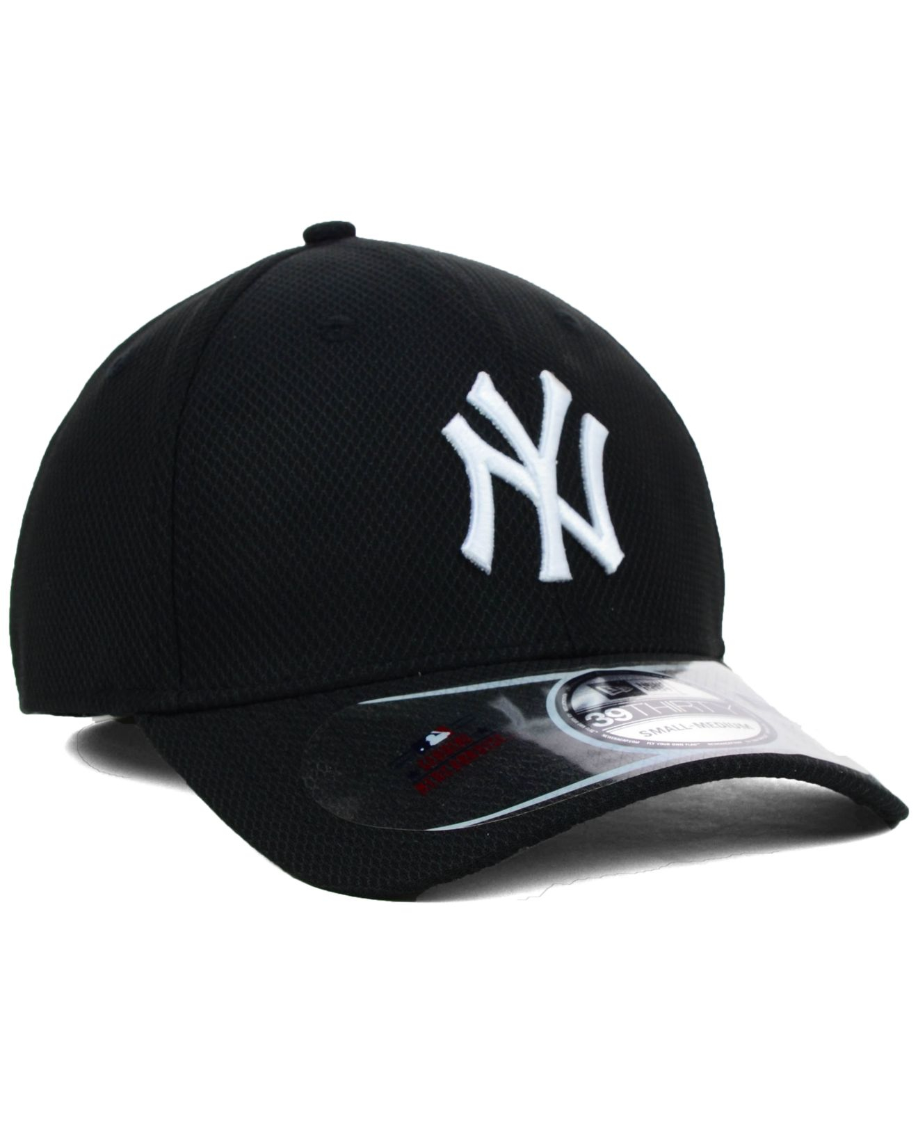 0678f1f6f22e68 ... clearance lyst ktz new york yankees mlb diamond era black 39thirty cap  in eacdd 05e6b
