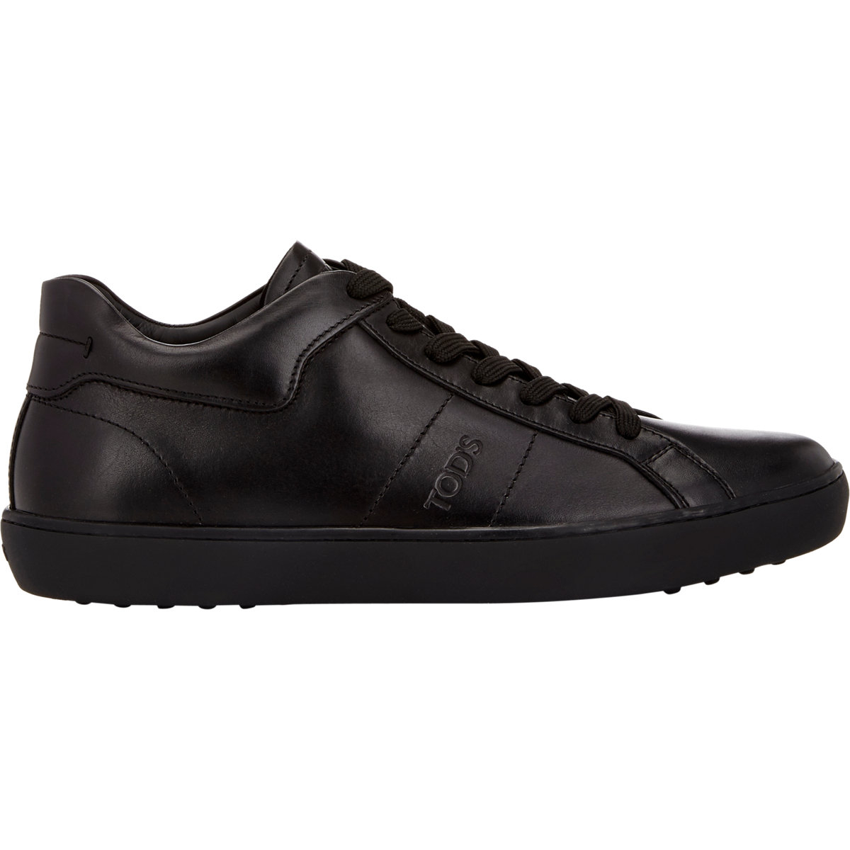 Chaussures De Sport Bas-top - Tod Noir De Vor94f
