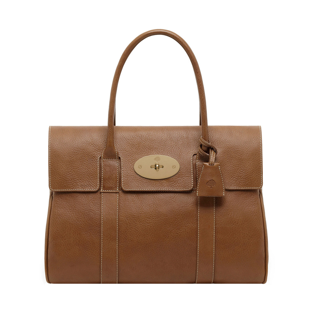 Lyst - Mulberry Pocket Bayswater in Brown 2d5707b907
