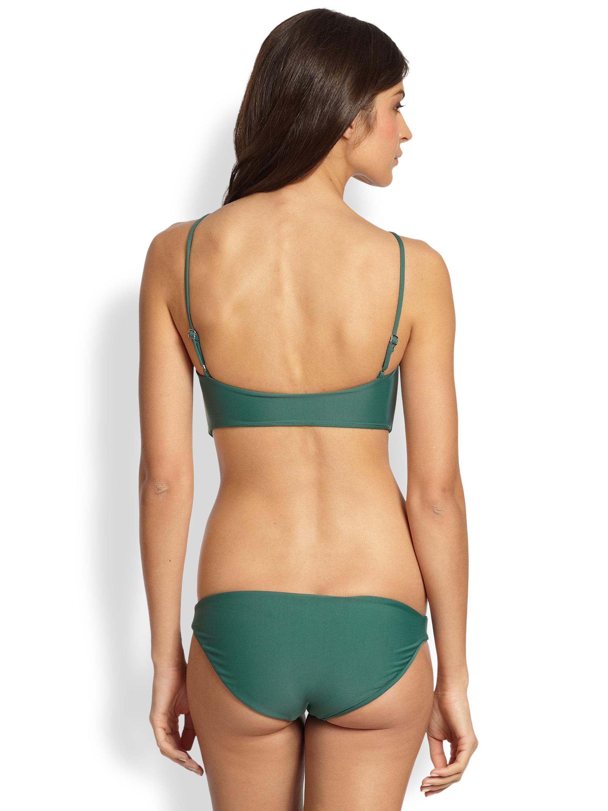 molded bikini top