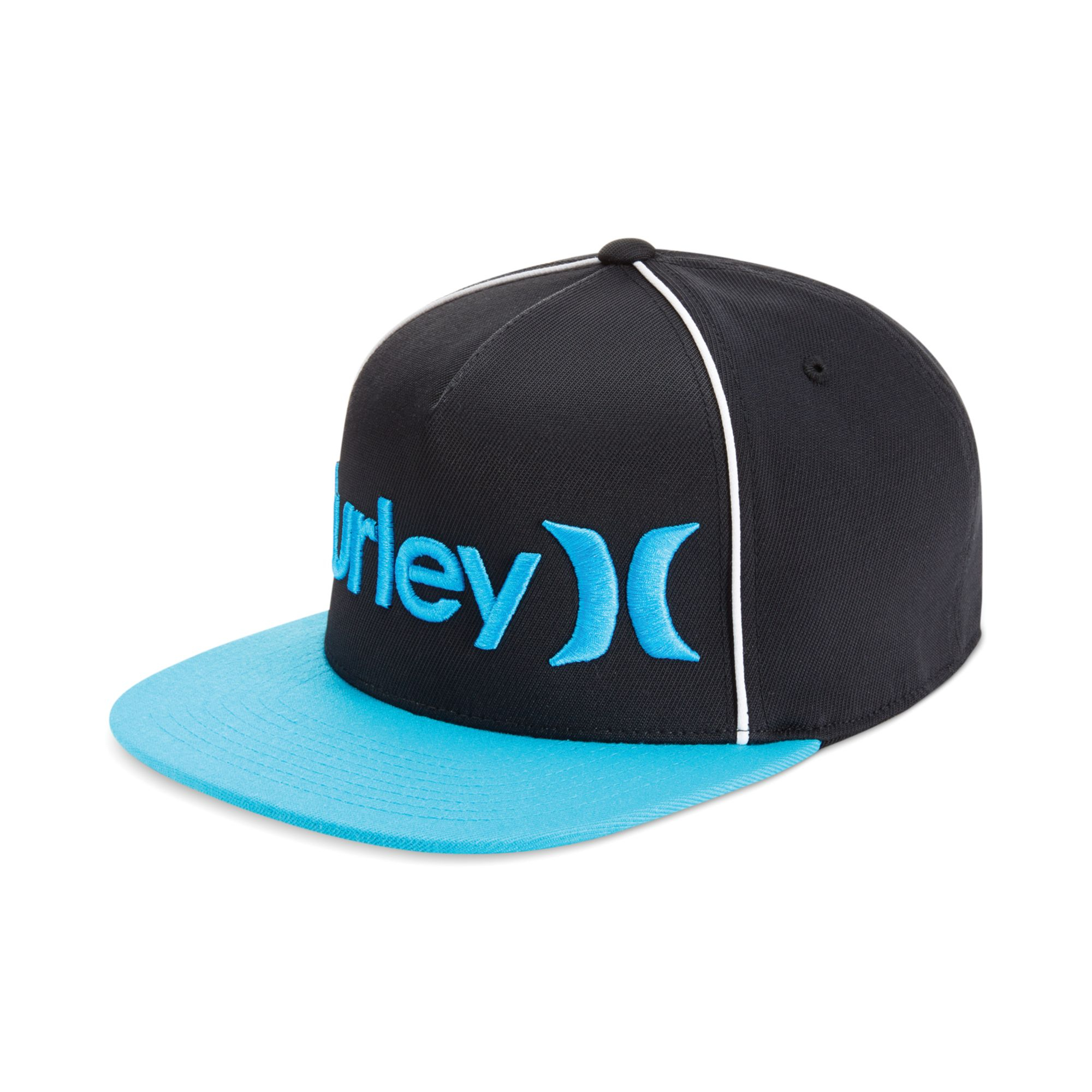 e51c51fd7a4 ... canada lyst hurley 110 only corp hat in blue for men 918e8 53c78