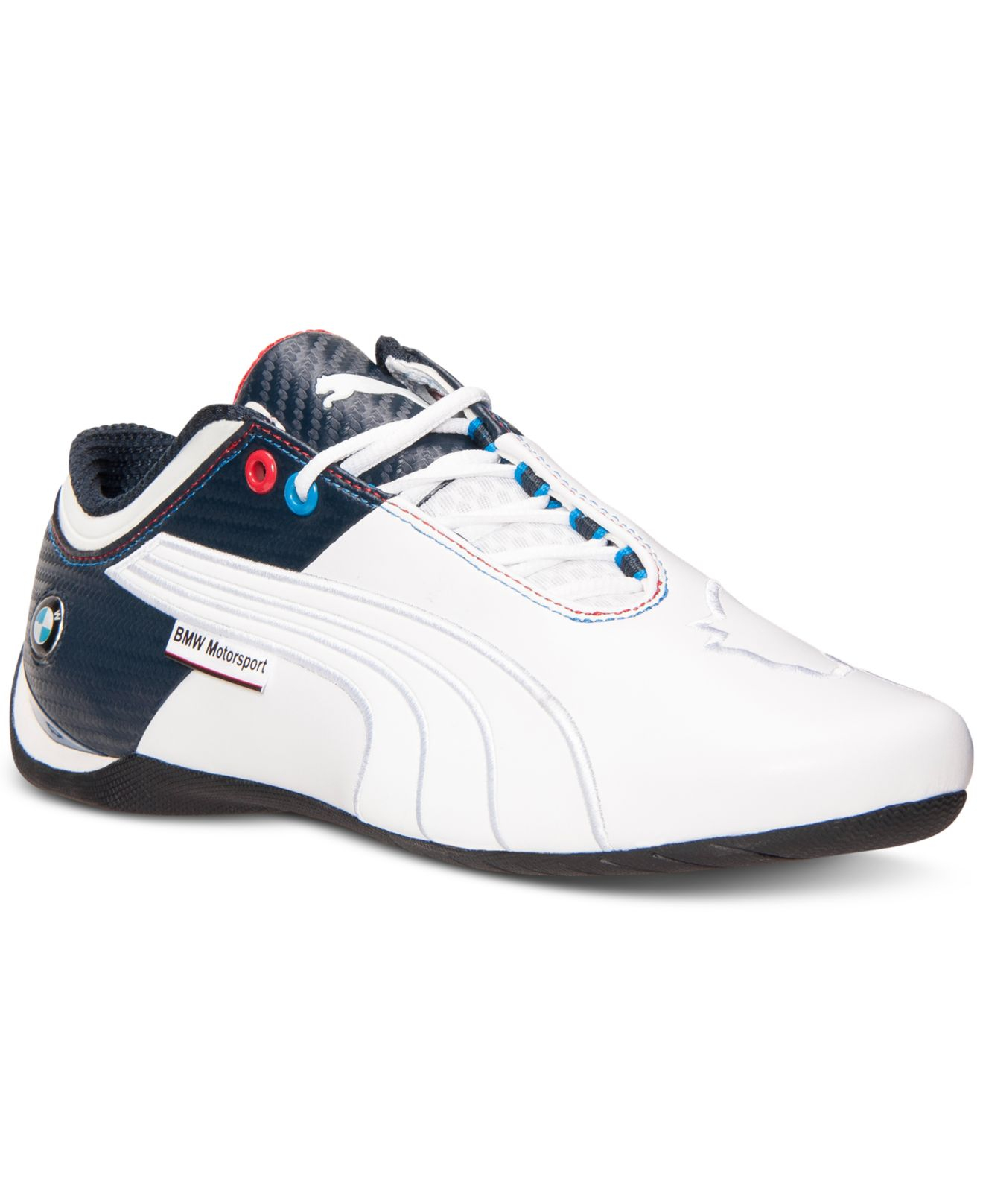 Lyst - PUMA Mens Future Cat M1 Bmw Big Carbon Casual Sneakers From ... 8506287c61