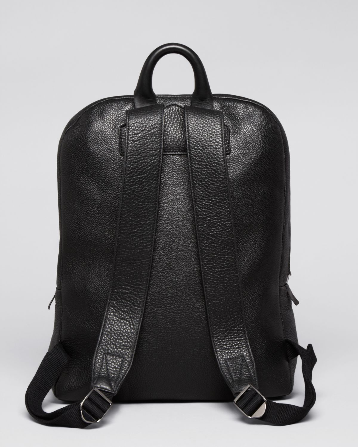 Marc by marc jacobs Classic Leather Backpack in Black for Men | Lyst