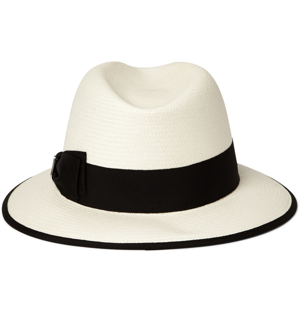 a3872fd049a624 Gallery. Previously sold at: MR PORTER · Men's Panama Straw Hats