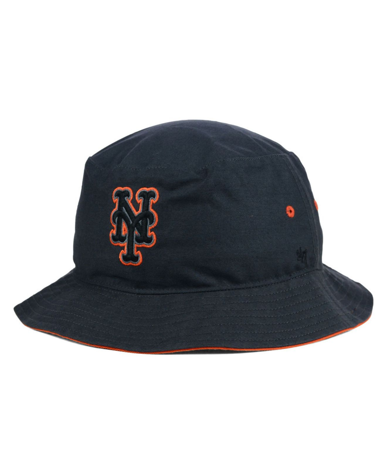 2552922b5b2b6 ... lyst 47 brand new york mets turbo bucket hat in gray