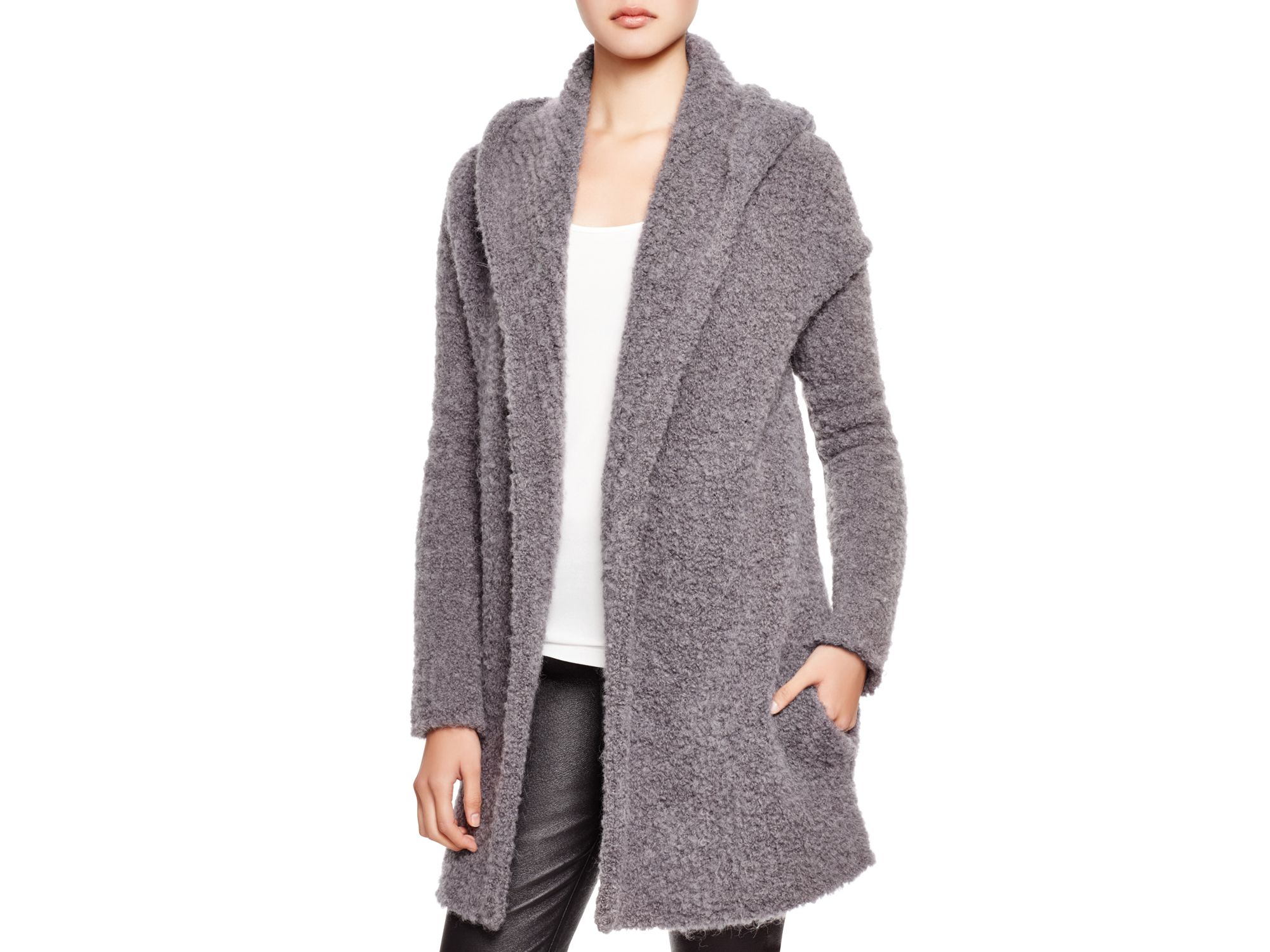 Cheap Visa Payment Discount Best Seller Joie Woman Bouclé Cardigan Gray Size M Joie Top Quality Cheap Price Free Shipping Footlocker Finishline uYtWew