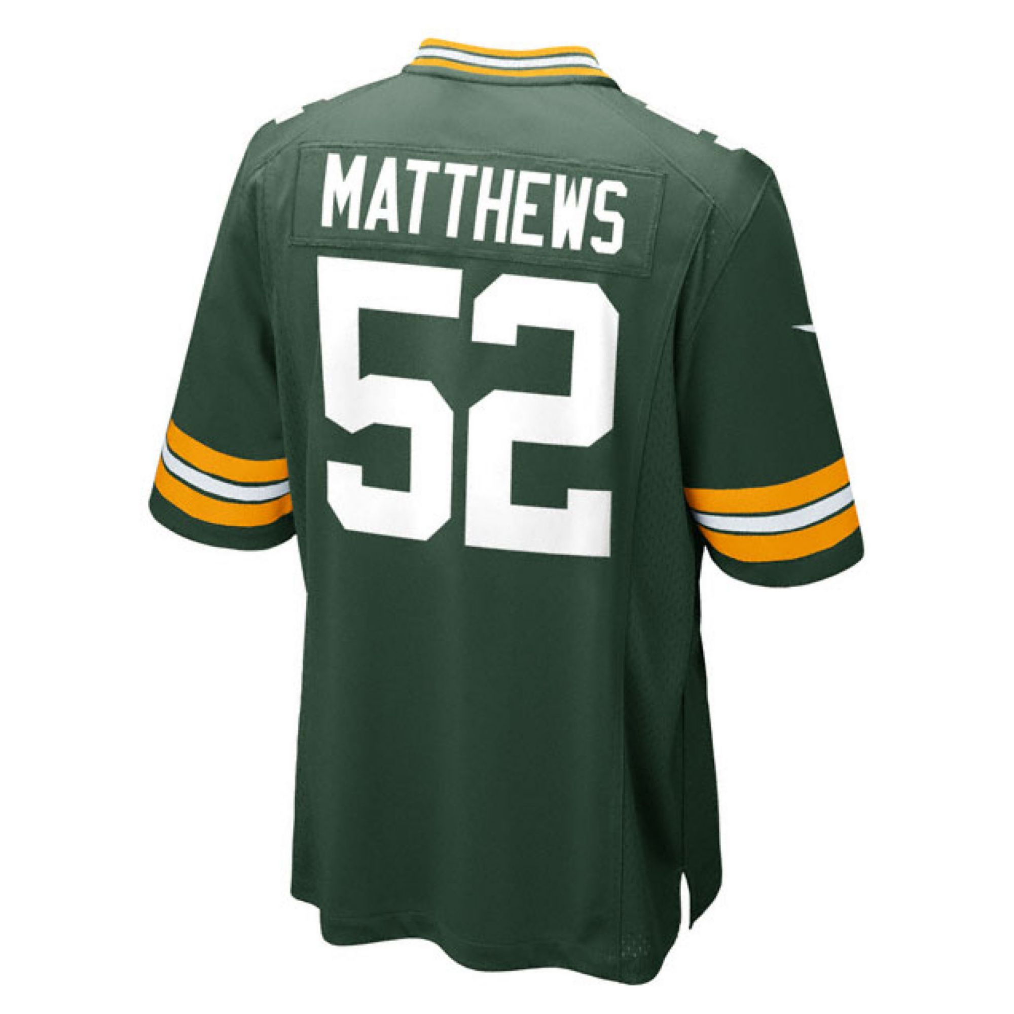 cf5890ea21d Green Bay Packers Nike Clay Matthews Green Bay Packers Infant Game ...