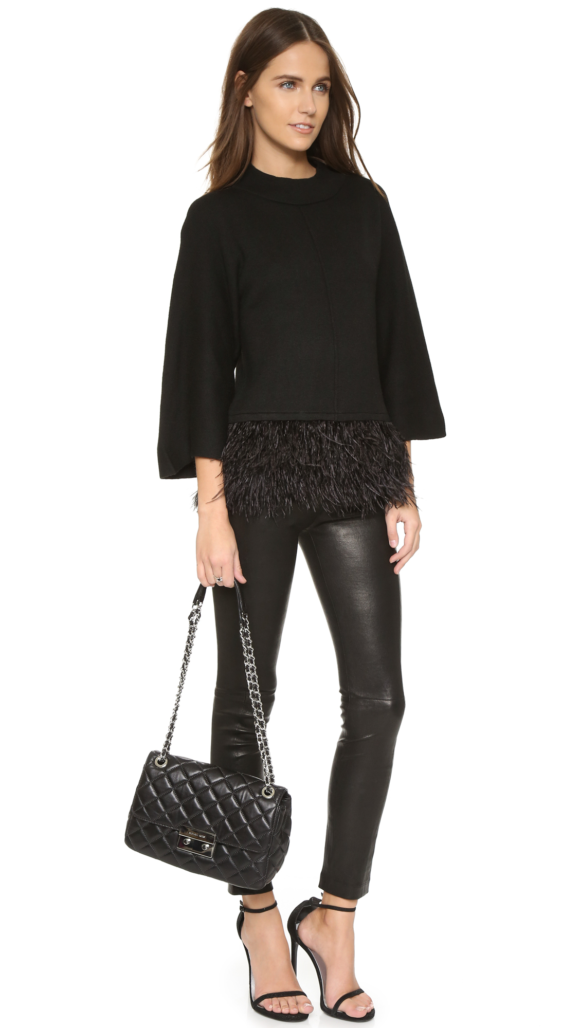 ac4f1eefe Gallery. Previously sold at: Shopbop · Women's MICHAEL Michael Kors Sloan  Bags