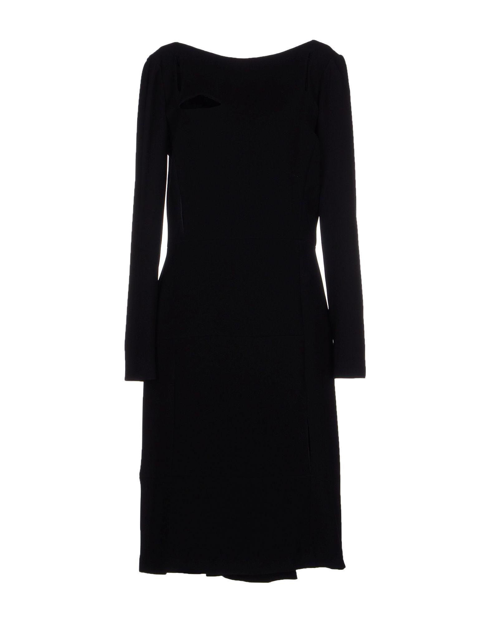 Sonia rykiel Knee-length Dress in Black