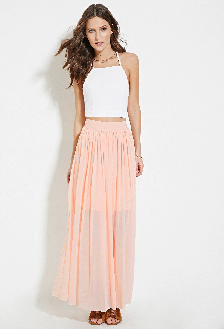 caf184191e Long Skirts Forever 21 – DACC