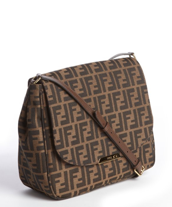 c8349ef773 Fendi Crossover Bags. Fendi Zucca Crossbody Bag - Bags - FEN56913