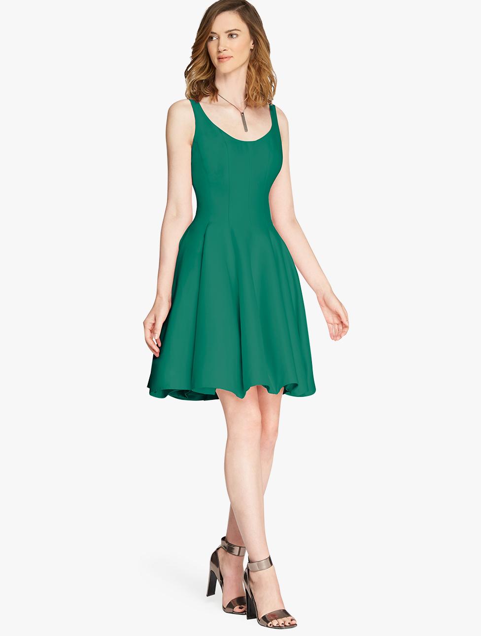 Silk Tulip Skirt 40