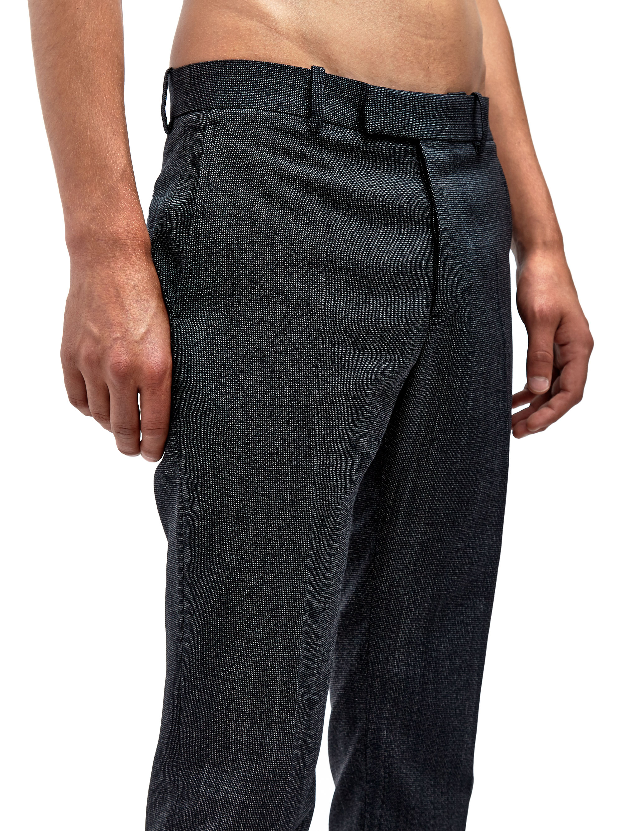 Pants Guaranteed to fit perfectly, Paul Fredrick's men's dress pants go from office to dinner effortlessly. Our casual pants are perfect daily wear for business casual or weekend wear.