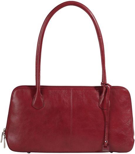 Hobo Venice Leather Paulina Shoulder Bag 117