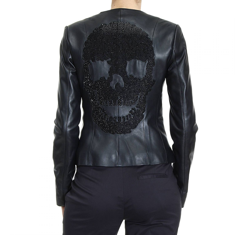 d836faee87d8d7 philipp-plein-black-jacket-woman-product-1-664038067-normal.jpeg
