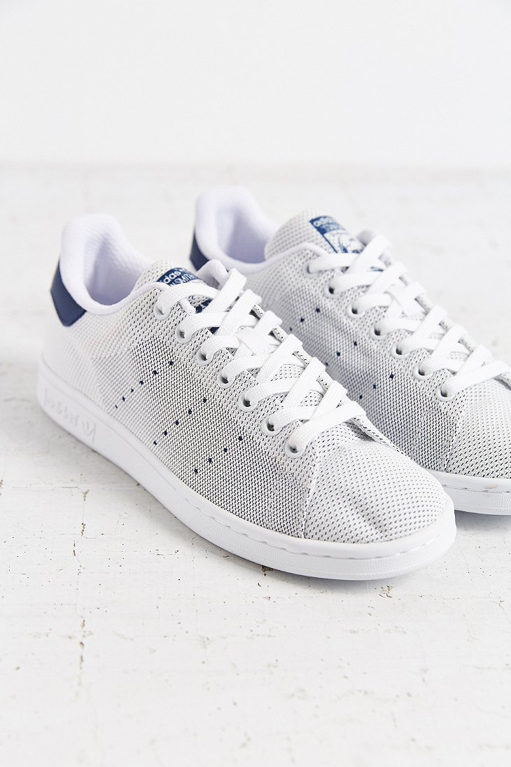 Stan Smith Blue Mesh