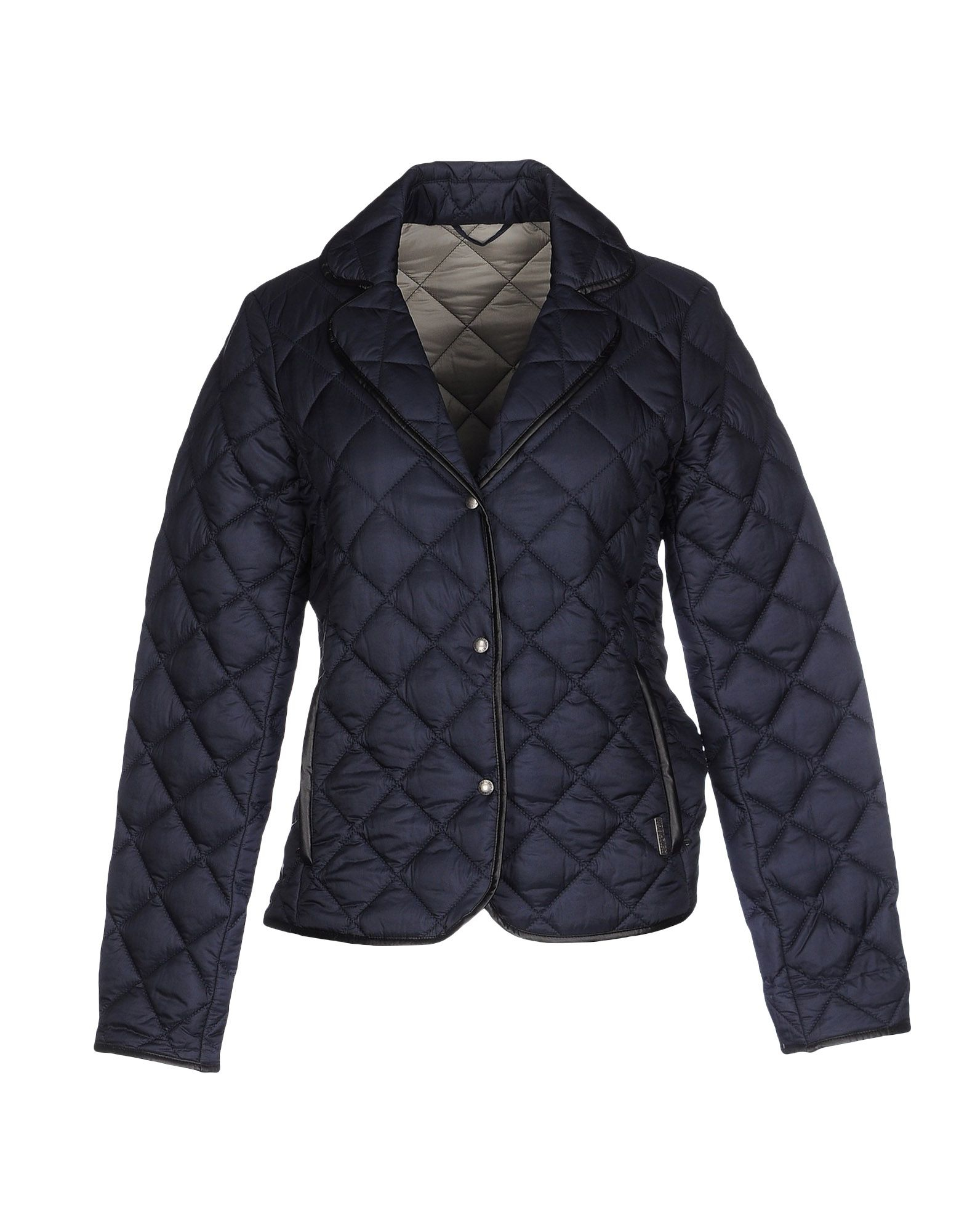 woolrich jacket in blue dark blue save 70 lyst. Black Bedroom Furniture Sets. Home Design Ideas