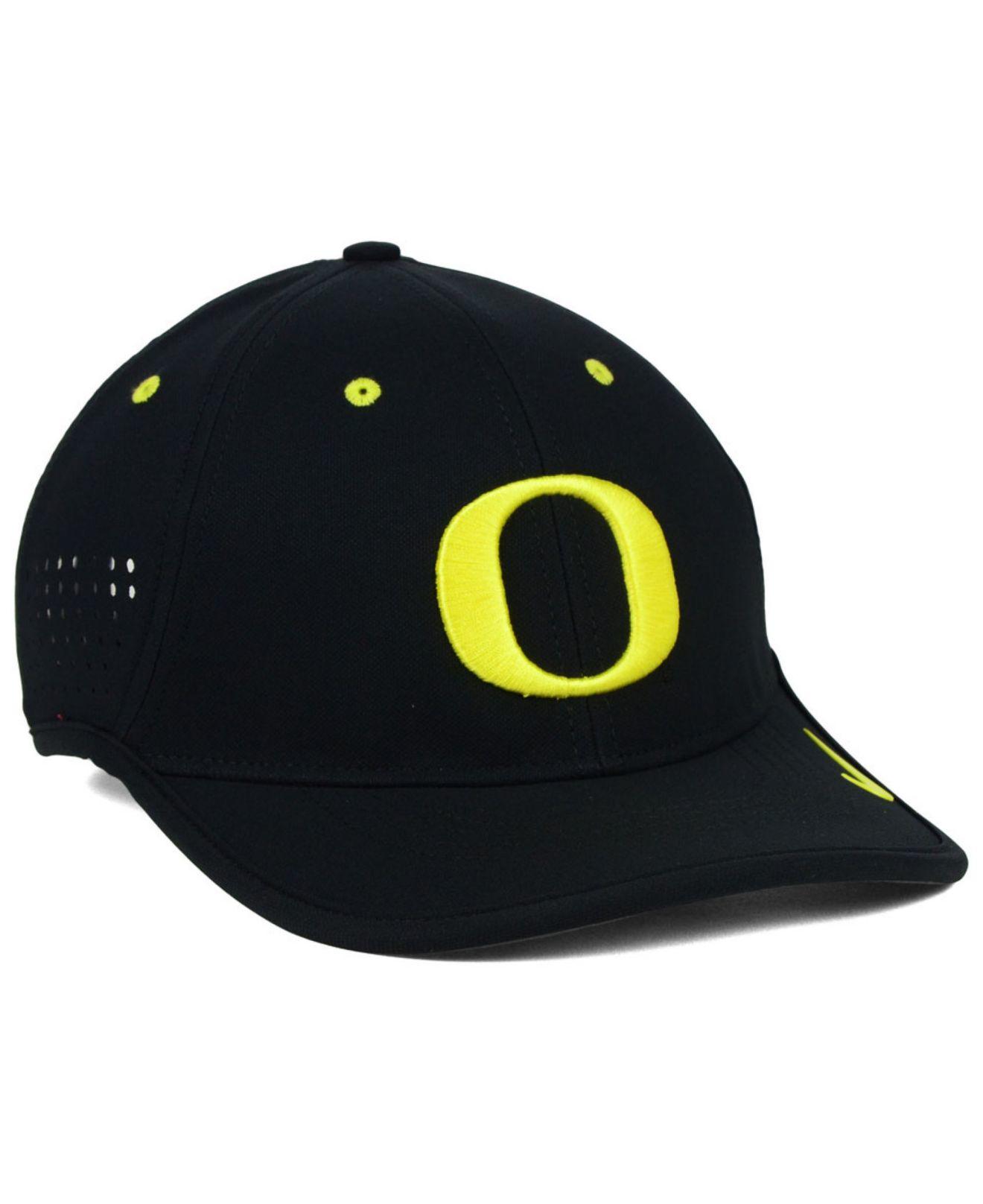 4ade13596533d ... wholesale lyst nike oregon ducks dri fit coaches cap in black for men  b8bf9 d2e86