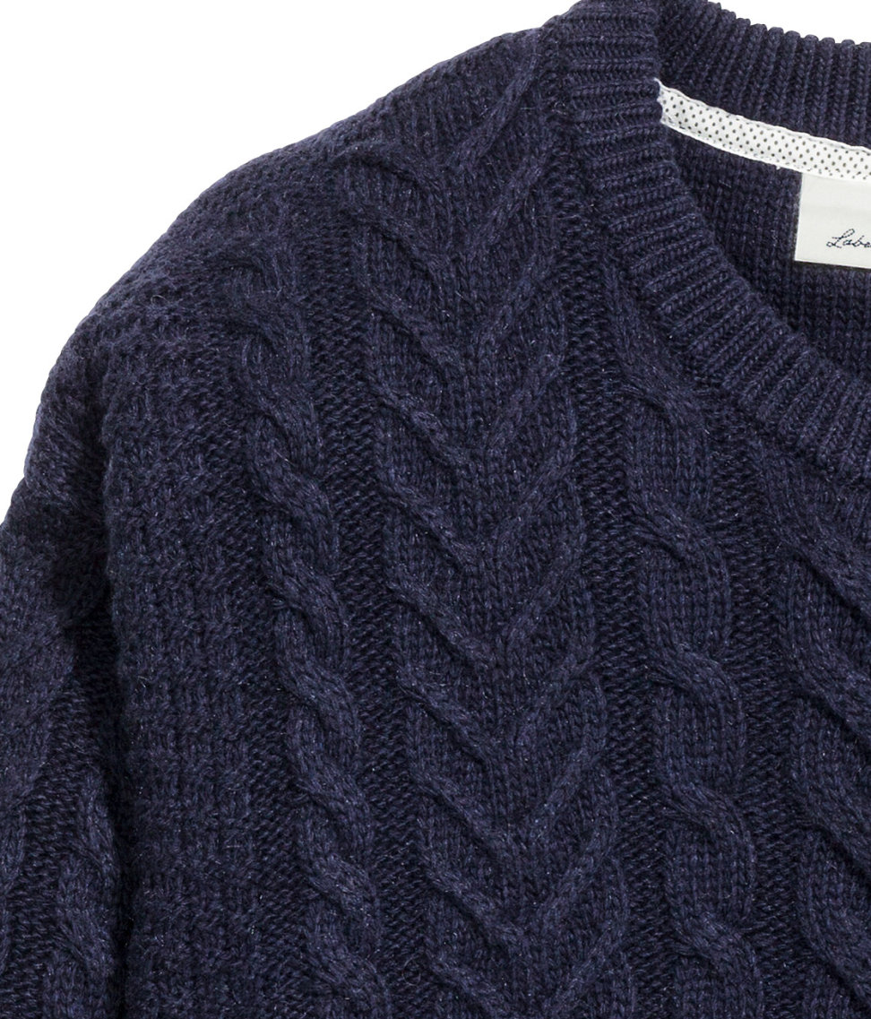 H&M Wool-blend jumper Buy Cheap Online Outlet High Quality Cheap Sale Latest Sast Cheap Price jz46Gkxv