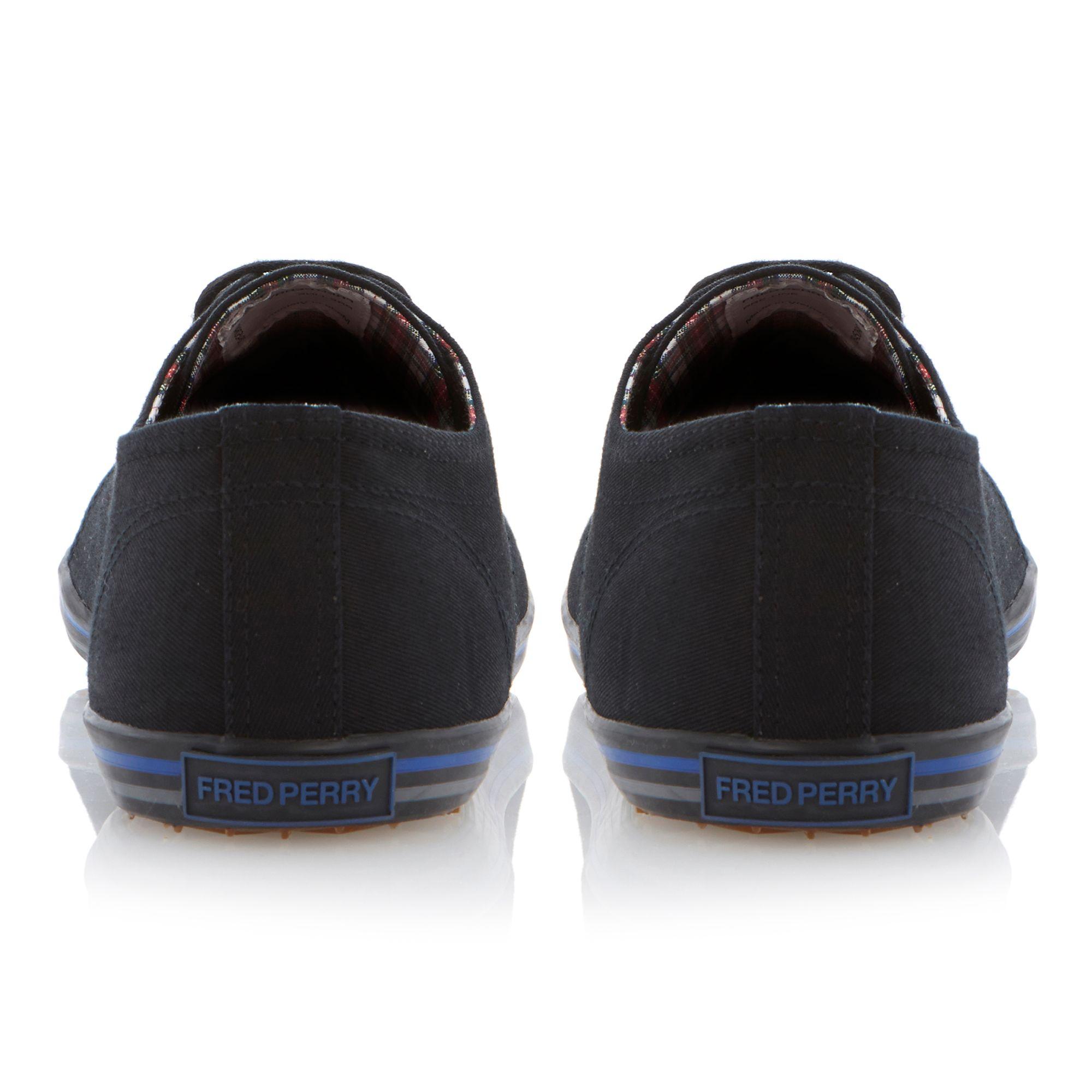 Black Canvas Shoes Boohoo