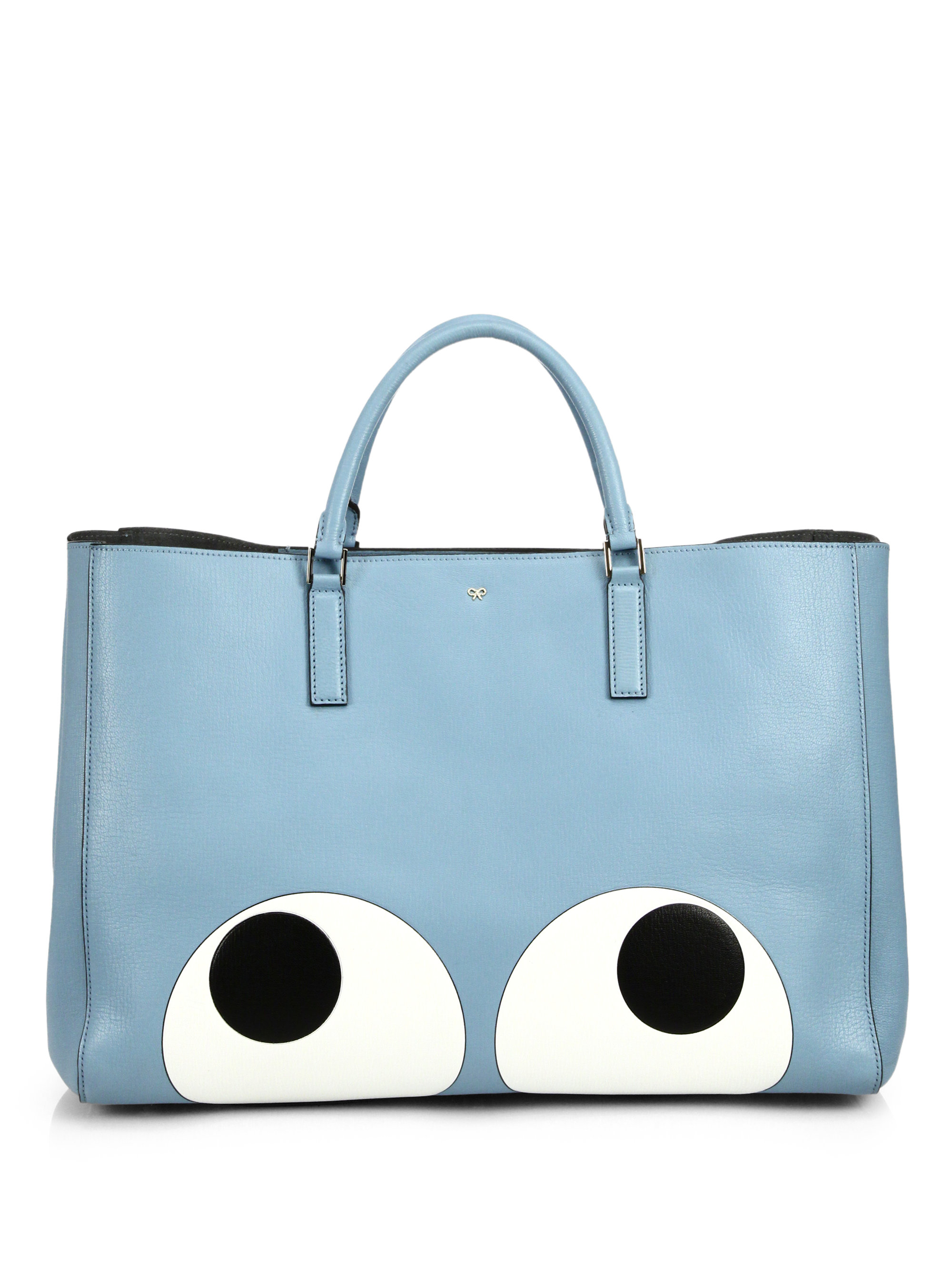 Free Shipping 100% Original small shoulder bag - Blue Anya Hindmarch Clearance How Much lfSyhbfE9