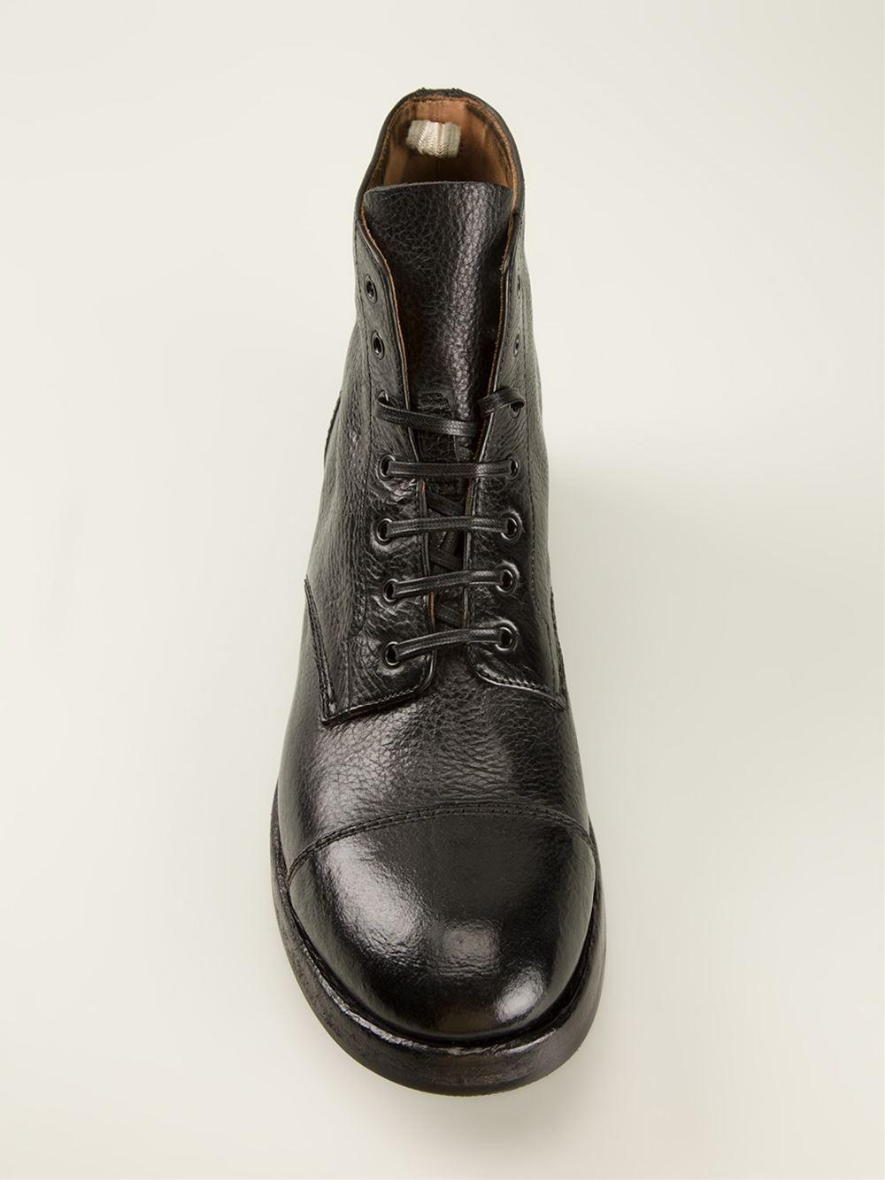 Officine Creative Serviceman boots cheap sale 2015 sale order best prices for sale for cheap price cheap new arrival pZLagWtNc