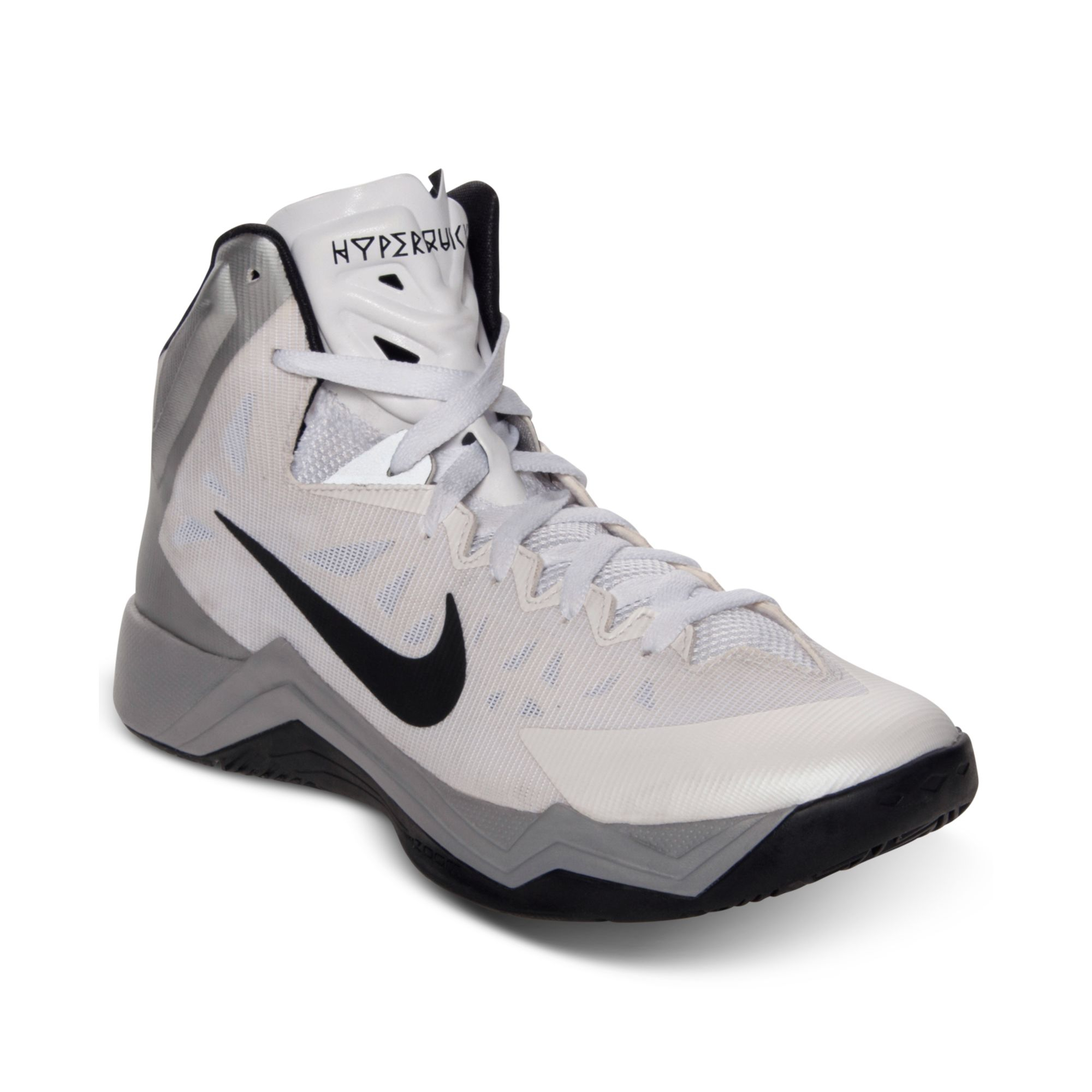 277a277ee3fe Lyst - Nike Hyper Quickness Basketball Sneakers From Finish Line in ...