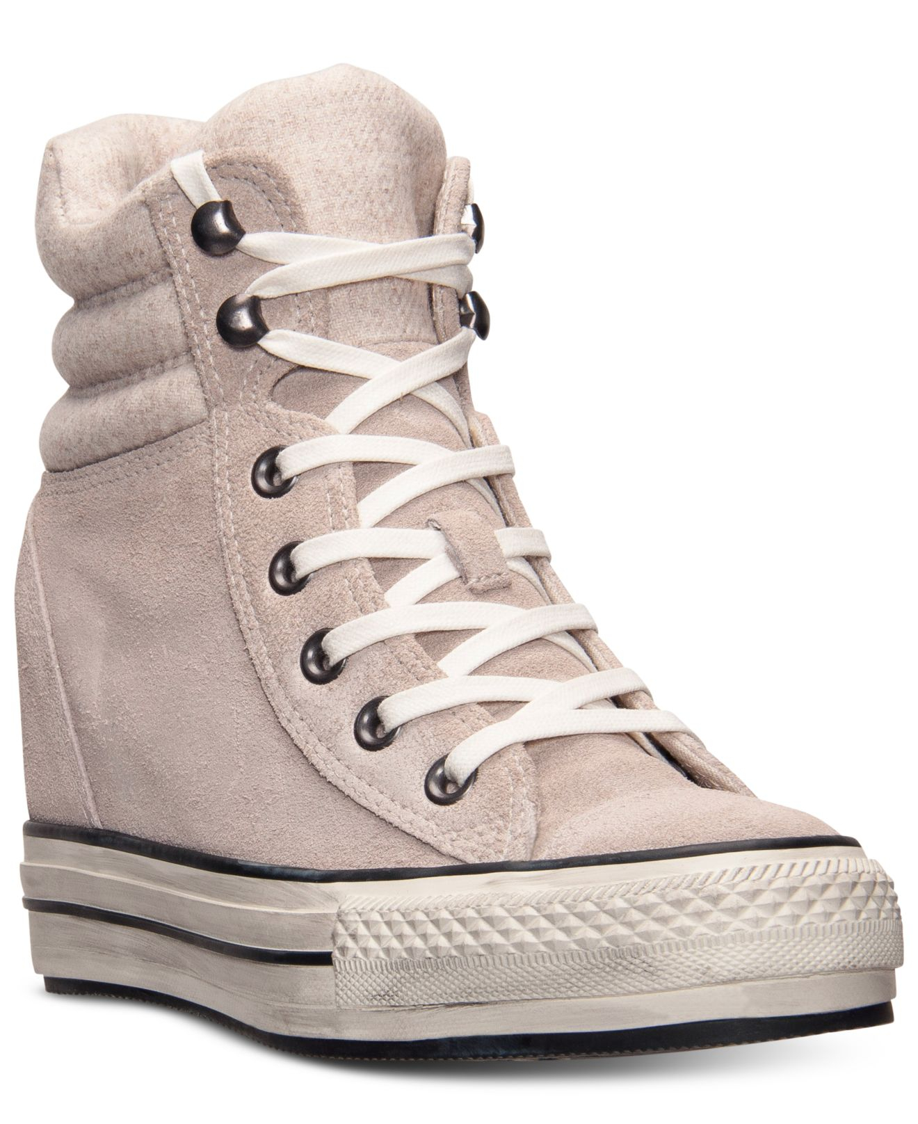 dbaeae41a125 Gallery. Previously sold at  Macy s · Women s Converse Platform ...