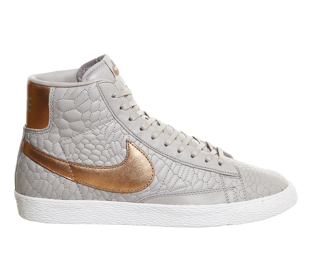 Nike Blazer Mid in Metallic Lyst