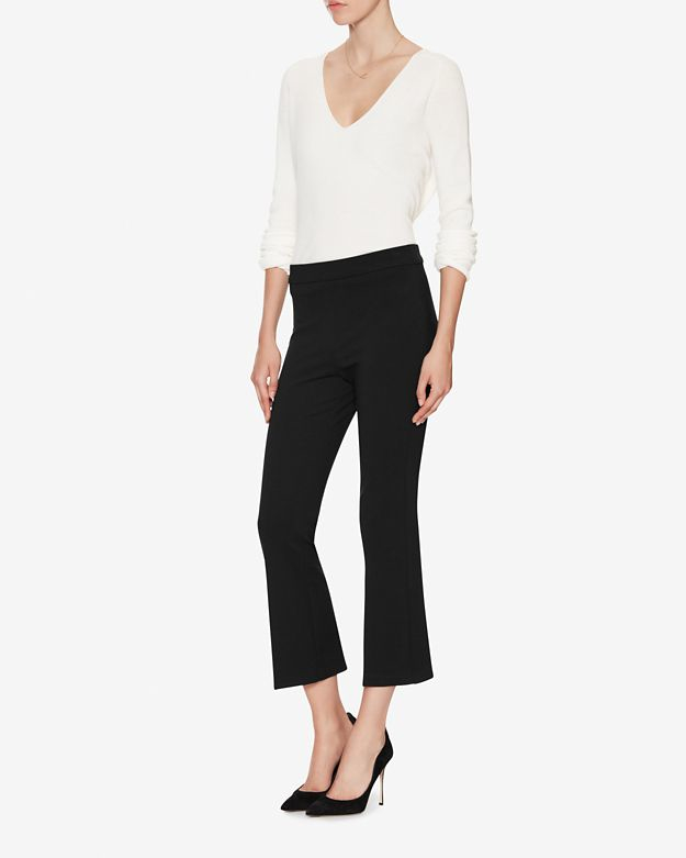 cropped flared trousers - Black Theory Pre Order Cheap Price Comfortable Shopping Online High Quality Best Seller Cheap Price Sale In China WHxklLGk